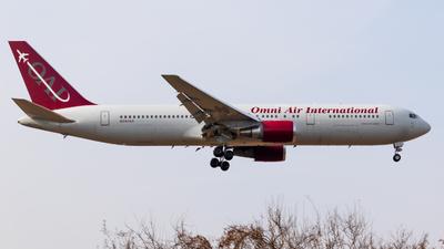 N378AX - Boeing 767-33A(ER) - Omni Air International (OAI)