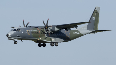 0452 - CASA C-295M - Czech Republic - Air Force