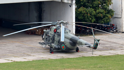 216 - Mil Mi-17 Hip - Bangladesh - Air Force