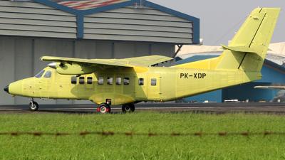 PK-XDP - Indonesian Aerospace Nusantara N219 - Indonesian Aerospace