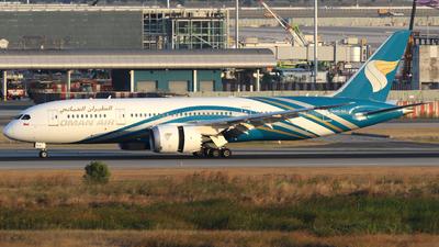 A4O-SA - Boeing 787-8 Dreamliner - Oman Air