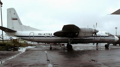 RA-47782 - Antonov An-24B - Aeroflot