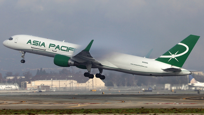 A picture of N688SL - Boeing 757230(PCF) - Asia Pacific Airlines - © TOMBARELLI FEDERICO