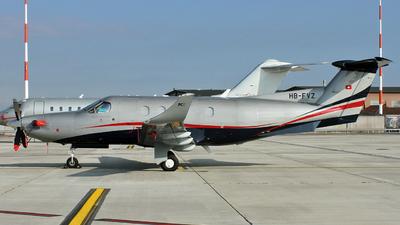 A picture of HBFVZ - Pilatus PC12/45 - [343] - © Claude Davet