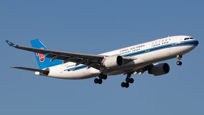 B-6531 - Airbus A330-223 - China Southern Airlines