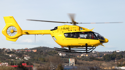 I-SLND - Airbus Helicopters H145 - Babcock Italia