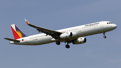 RP-C9925 - Airbus A321-231 - Philippine Airlines