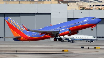 N7721E - Boeing 737-7BD - Southwest Airlines