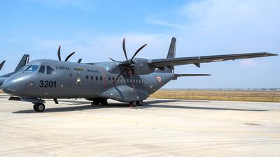 3201 - CASA C-295M - Mexico - Air Force