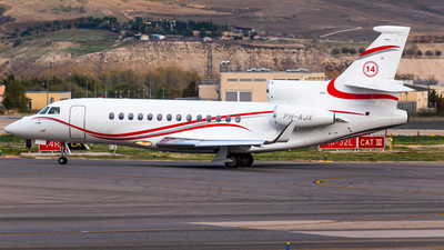 PH-AJX - Dassault Falcon 7X - Private