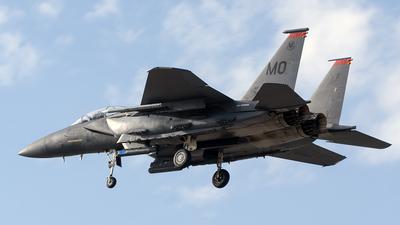 900247 McDonnell Douglas F15E Strike Eagle United States US
