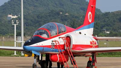 09 - Hongdu JL-8 - China - Air Force