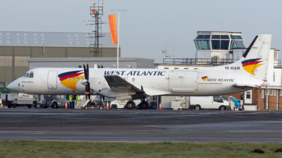 SE-MAM - British Aerospace ATP-F(LFD) - West Air Europe