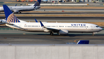 N61886 - Boeing 737-924ER - United Airlines