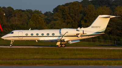 N225FD - Gulfstream G450 - Private