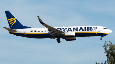 EI-GJF - Boeing 737-8AS - Ryanair