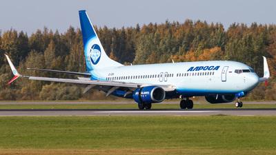 EI-GIH - Boeing 737-86N - Alrosa Airlines