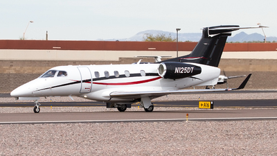N125DT - Embraer 505 Phenom 300 - Private