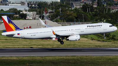 RP-C9917 - Airbus A321-231 - Philippine Airlines
