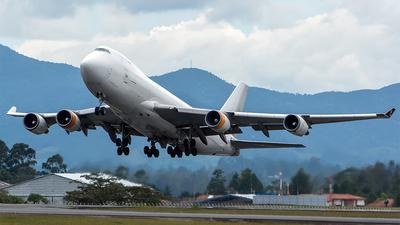 N903AR - Boeing 747-428ERF - Centurion Air Cargo