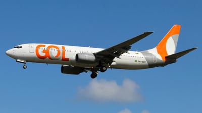 A picture of PRGZZ - Boeing 73786N - GOL Linhas Aereas - © Felipe Cruz SBSV