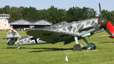 163306 - Messerschmitt Bf 109G-6 - Private