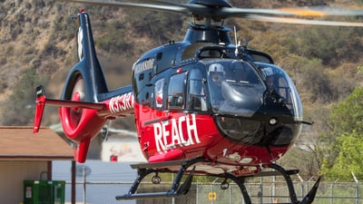 A picture of N313RX - Airbus Helicopters H135 - Reach Air Medical Services - © Damon J. Duran