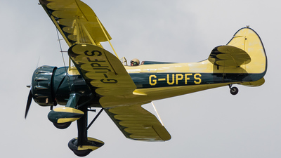G-UPFS - Waco UPF-7 - Private