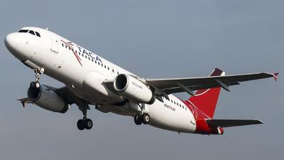 N680TA - Airbus A320-233 - TACA International Airlines