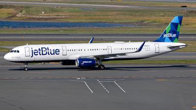 A picture of N991JT - Airbus A321231 - JetBlue Airways - © OCFLT_OMGcat