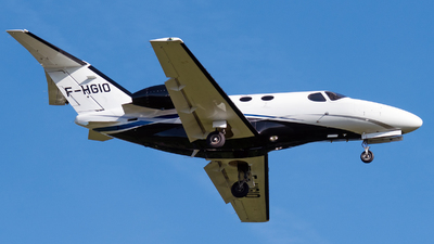 F-HGIO - Cessna 510 Citation Mustang - Private