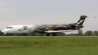 N821SK - Bombardier CRJ-900ER - SkyWest Airlines