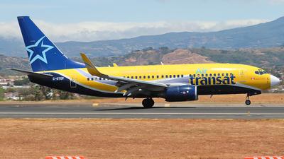 C-GTQP - Boeing 737-73S - Air Transat