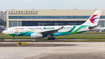 B-5902 - Airbus A330-243 - China Eastern Airlines