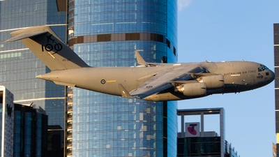 A41-210 - Boeing C-17A Globemaster III - Australia - Royal Australian Air Force (RAAF)