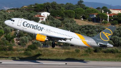 D-AICG - Airbus A320-212 - Condor