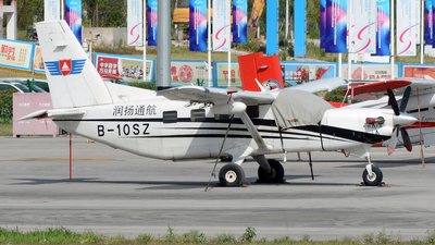 B-10SZ - Quest Aircraft Kodiak 100 - Private