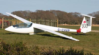 G-CHVP - Schleicher ASW-20 - Private