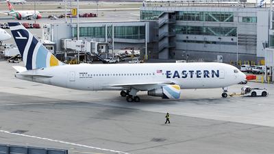 N602KW - Boeing 767-238(ER) - Eastern Airlines
