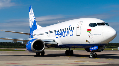 A picture of EW290PA - Boeing 7375Q8 - Belavia - © Alexander Lebedev