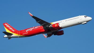 HS-VKJ - Airbus A321-211 - Thai VietJet Air