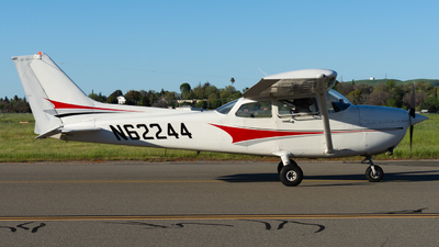 N62244 - Cessna 172P Skyhawk - Private