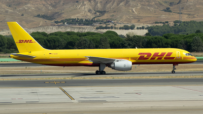 A picture of DALEK - Boeing 757236(SF) - [23533] - © Leandro Hdez