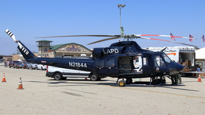A picture of N21844 - Bell 412EP - [36229] - © Cam