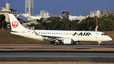 JA245J - Embraer 190-100STD - J-Air