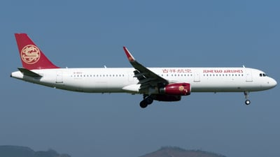B-1003 - Airbus A321-231 - Juneyao Airlines