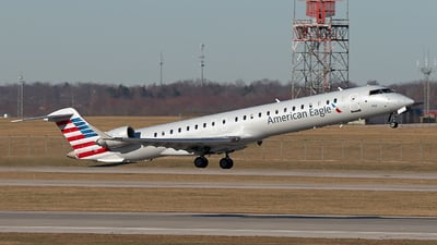 A picture of N579NN - Mitsubishi CRJ900LR - American Airlines - © BF Nestico