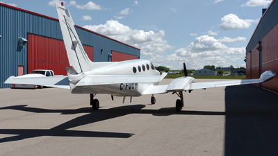C-FUOW - Cessna 340A - Private