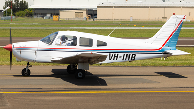 VH-INB - Piper PA-28-161 Warrior II - Private