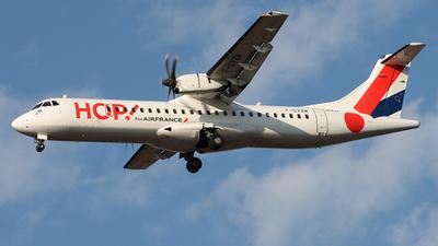 F-GVZM - ATR 72-212A(500) - HOP! for Air France